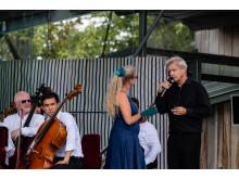 Kungliga Filharmonikerna, Vokalt Skansenkonsert med unga sångare