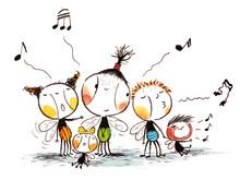 Spyflugan Astrid - ny musiksaga