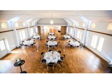 Stallet - 600 kvadrat fantastiska möjligheter för fester och events