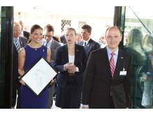 Kronprinzessin erhält Unterricht in deutscher Geschäftskultur 3