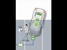 Induktiv batteriladdning