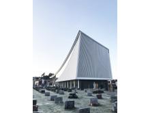 Hønefoss kirke vigslet 10.12.2017