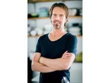 Niklas Aronsson, grundare Linas Matkasse