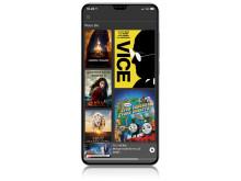 Mit Waoo TV - iPhone