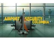 Airport Security Columbia - KeyArt TEKST