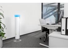 Kärcher AFG 100 Luftrenser renser luften på kontoret