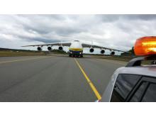 Antonov AN-225 takser