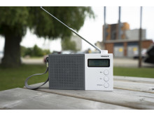 FM-radio utomhus