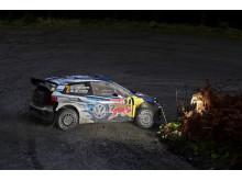 Jari-Matti Latvala Rally Great Britain