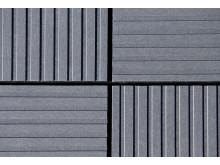 Cembrit Patina Inline - fasadskiva med 3D-effekt