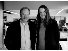 Tommy Falch og Kirsten Anker Sørensen