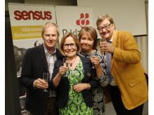 Sensus och Bilda firar ja till samgående