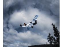 Snowboardåkaren Niklas Mattsson