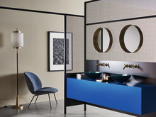 Trend No. 11: Blue - Aqua finish from Alape