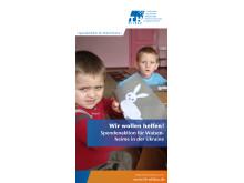 Vorweihnachtliche Sachspendenaktion für Waisenkinder in der Ukraine