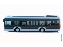 Vätgasdriven elbuss för stadstrafik