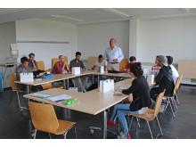 Erste Summer School für Geflüchtete aus Krisengebieten an der TH Wildau gestartet