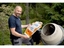Björn bygger bo Plastsäck 3