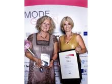 Vinnare Årets Underklädesbutik, Modegalan 2011