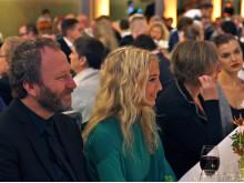 Författaren och FUB ambassadören Sören Olsson med sällskap