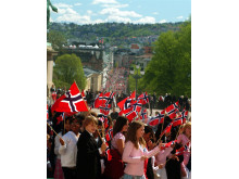 Norwegischer Nationalfeiertag 17. Mai