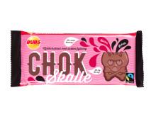 Chokskalle Hallon/Lakrits 100 g