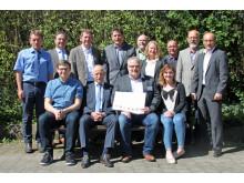 Zielvereinbarung Kommunen Franken