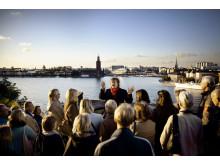 The Millennium Tour: Monteliusvägen, Södermalm
