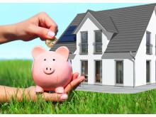 Lieber ins Eigenheim investieren!