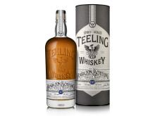 Teeling Brabazon Series II Bottle and box shot