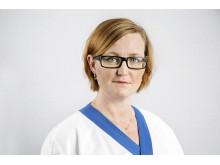 Karolina Hilding, avdelningschef för gyn-mottagningen