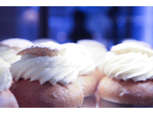 Swedish semla cream buns at Bageriet in London's Covent Garden