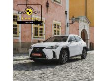 Lexus UX EuroNCAP 5 stars 03 1x1