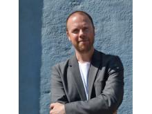 Andreas Helgeström, project manager på Retail United