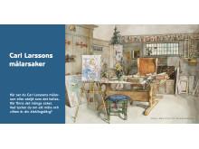 Uppslag ur Min första bok om Carl Larsson