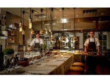 """""""Mat i luckan"""" - Chefs Table på kräggiska."""