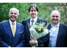 Peter Mattei mottog Jussi Björling-stipendiet