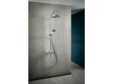 AXOR Montreux_Showerpipe_Lever handle