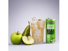 BCAA Energy Drink Äpple-Päron 330ml