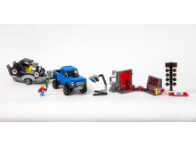 Nye Ford F-150 Raptor i LEGO-byggesett