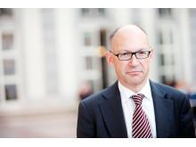 Högskoledirektör Lars Ågren
