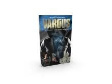 Vargus, av Mikael Berggren, solo vit bakgrund