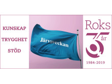 Roks deltar för andra året i Järvaveckan.