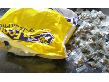 Drugs seized in Rodney Street, Birkenhead