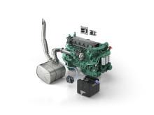 Volvo D11-motor, Steg IV/Tier 4 Final