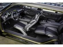 Kia Telluride SUV konceptbil, interiör