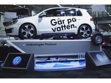 Bilsläp till båt Volkswagen Pontoon