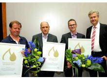 Miljöprisvinnare 2014