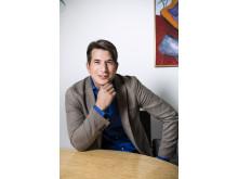 Jonas Nygren, tillträdande förbundschef Hyresgästföreningen
