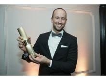 LEO Preisträger Frederik Brantner